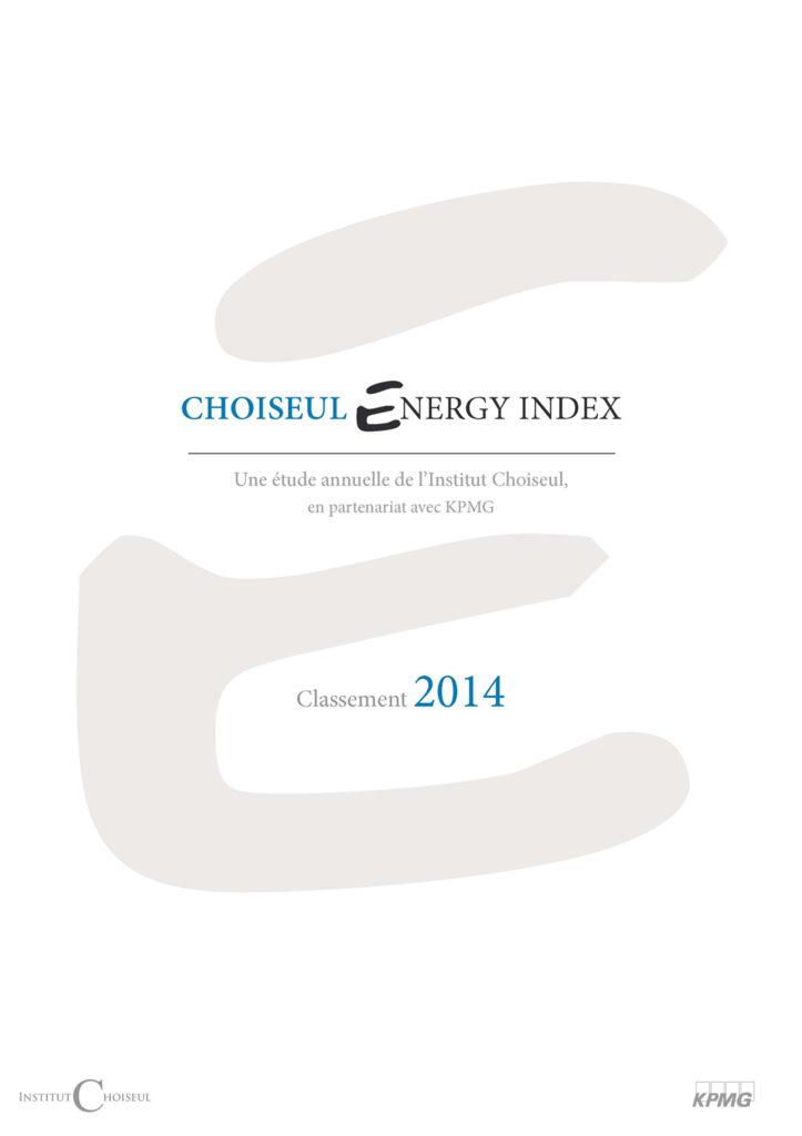 Choiseul Energy Index 2014
