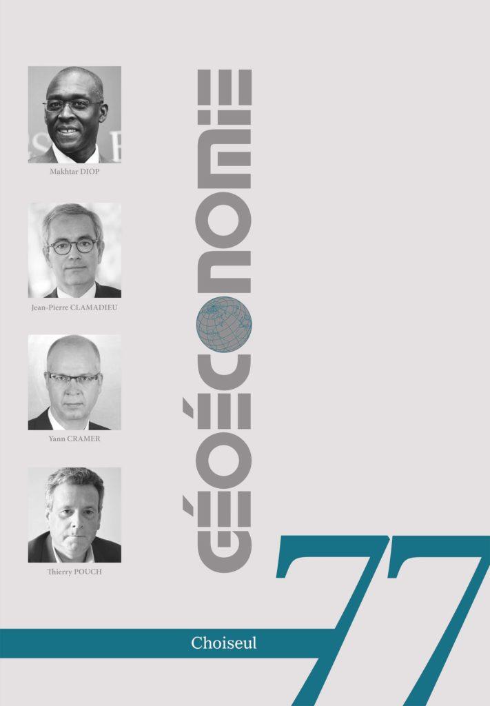 Géoéconomie 77
