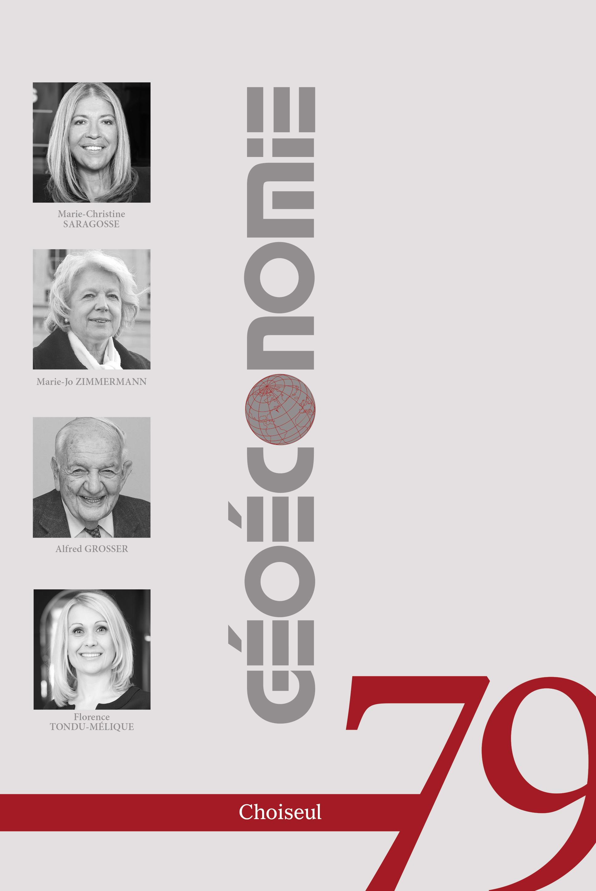 Géoéconomie 79