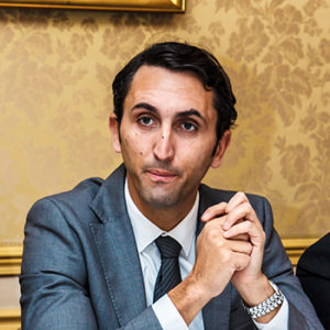 Rencontre avec Julien Aubert