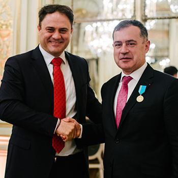 Rencontre avec Roman Vassilenko