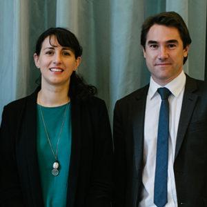 Rencontre avec Céline Soubranne & Mathieu Cornieti