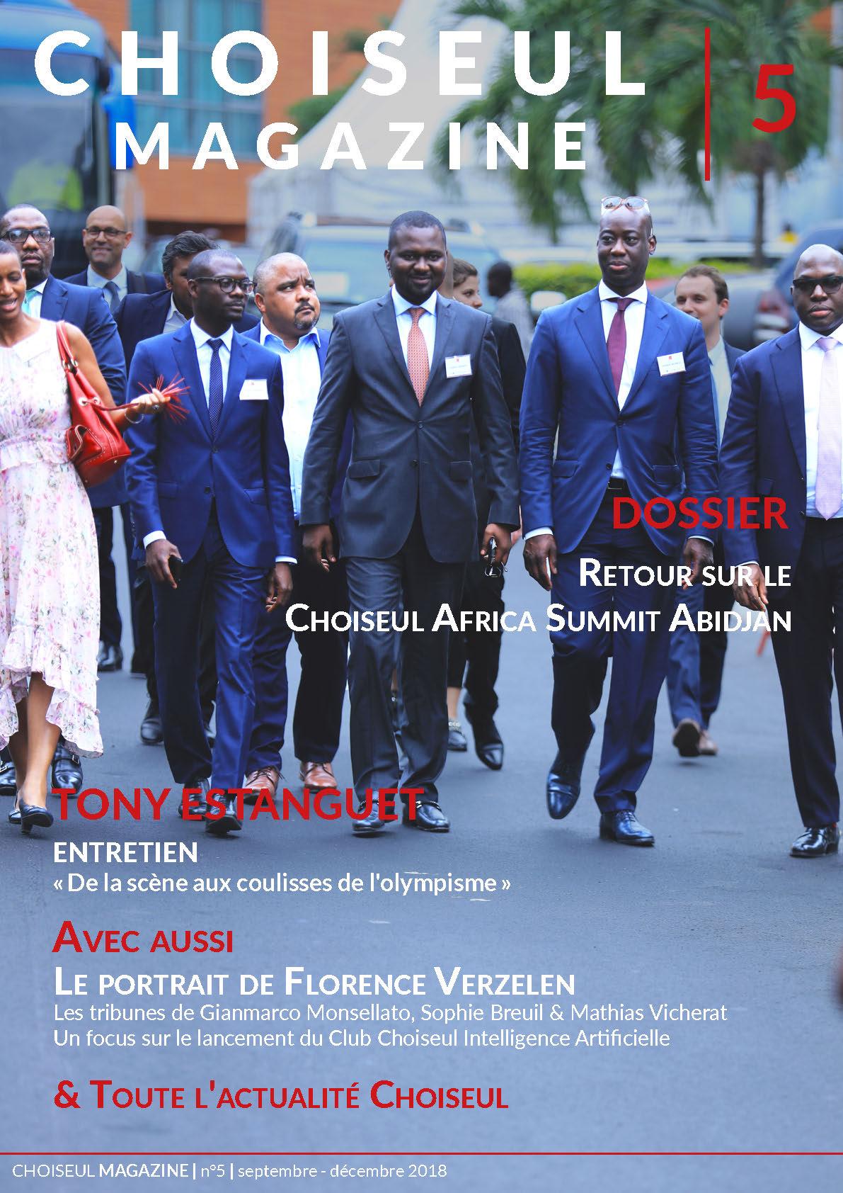 Choiseul Magazine n°5