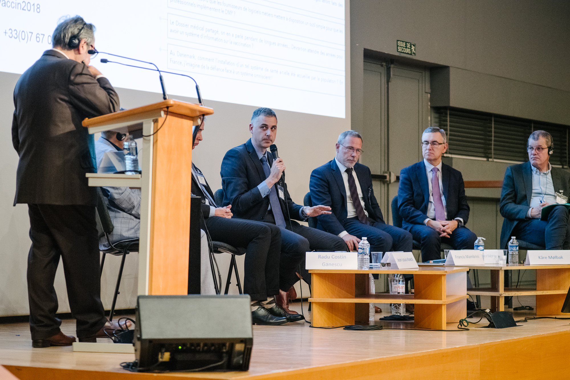 Assises européennes du Vaccin en vidéo – Les systèmes d'information sur la vaccination, éléments clés de l'efficience des programmes de vaccination