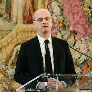 Rencontre avec Jean-Michel Blanquer