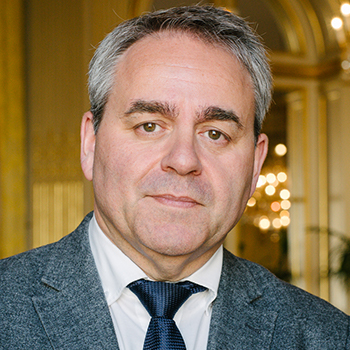 Rencontre avec Xavier Bertrand