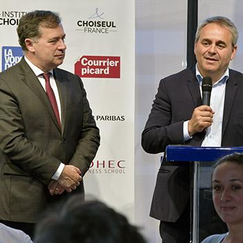 Lancement du Choiseul Hauts-de-France