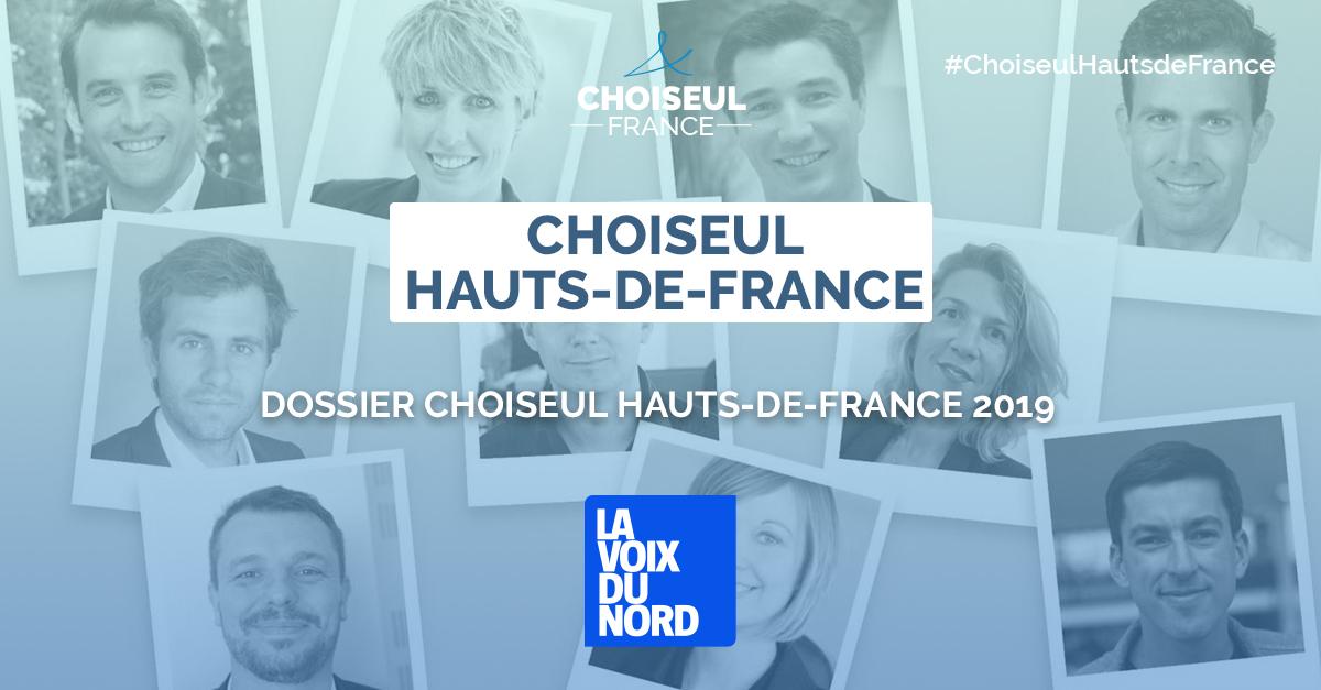 Dossier Choiseul Hauts-de-France 2019 par la Voix du Nord
