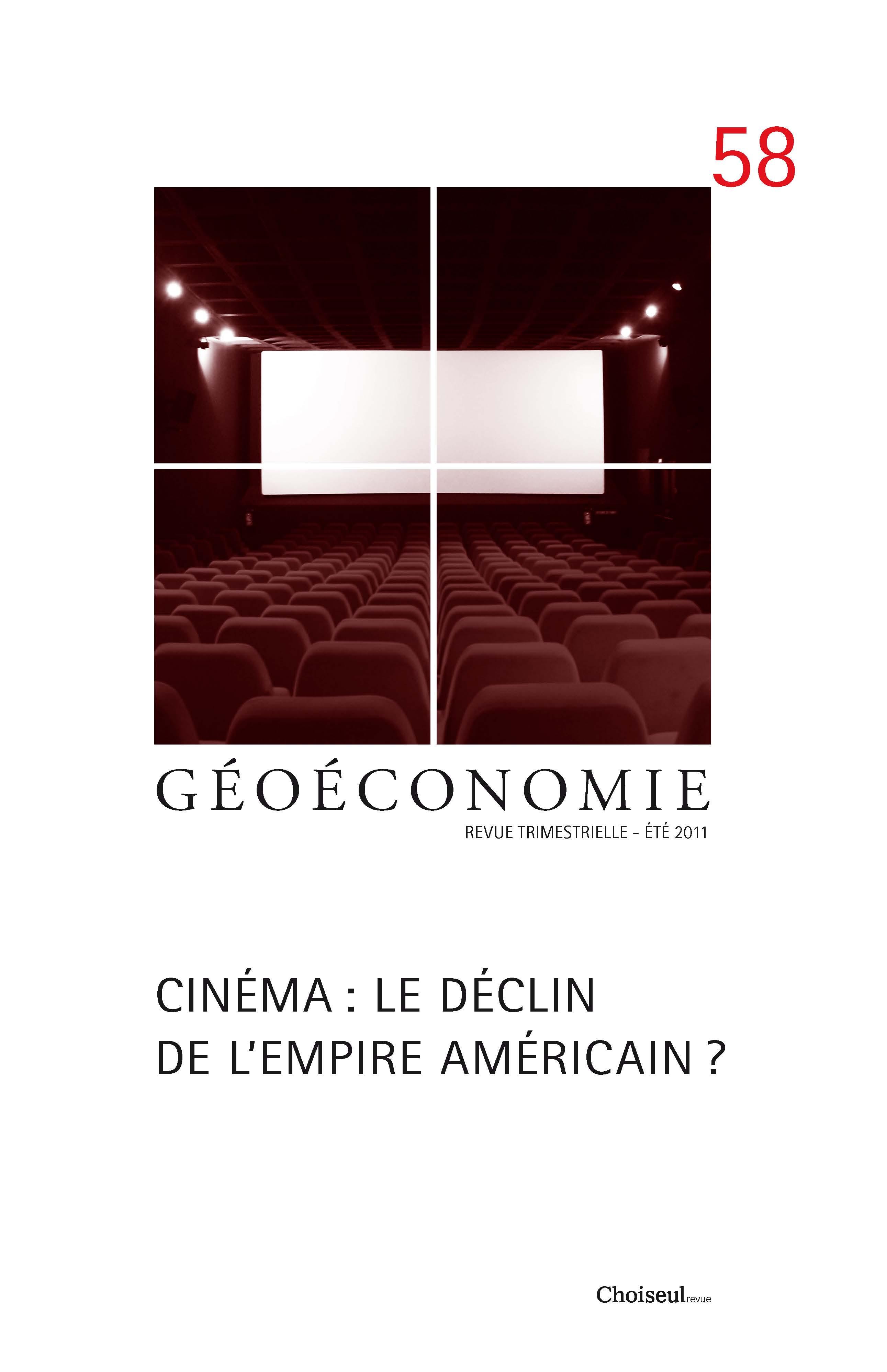 Géoéconomie 58