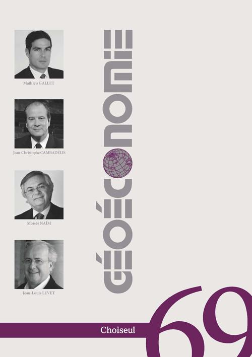 Géoéconomie 69