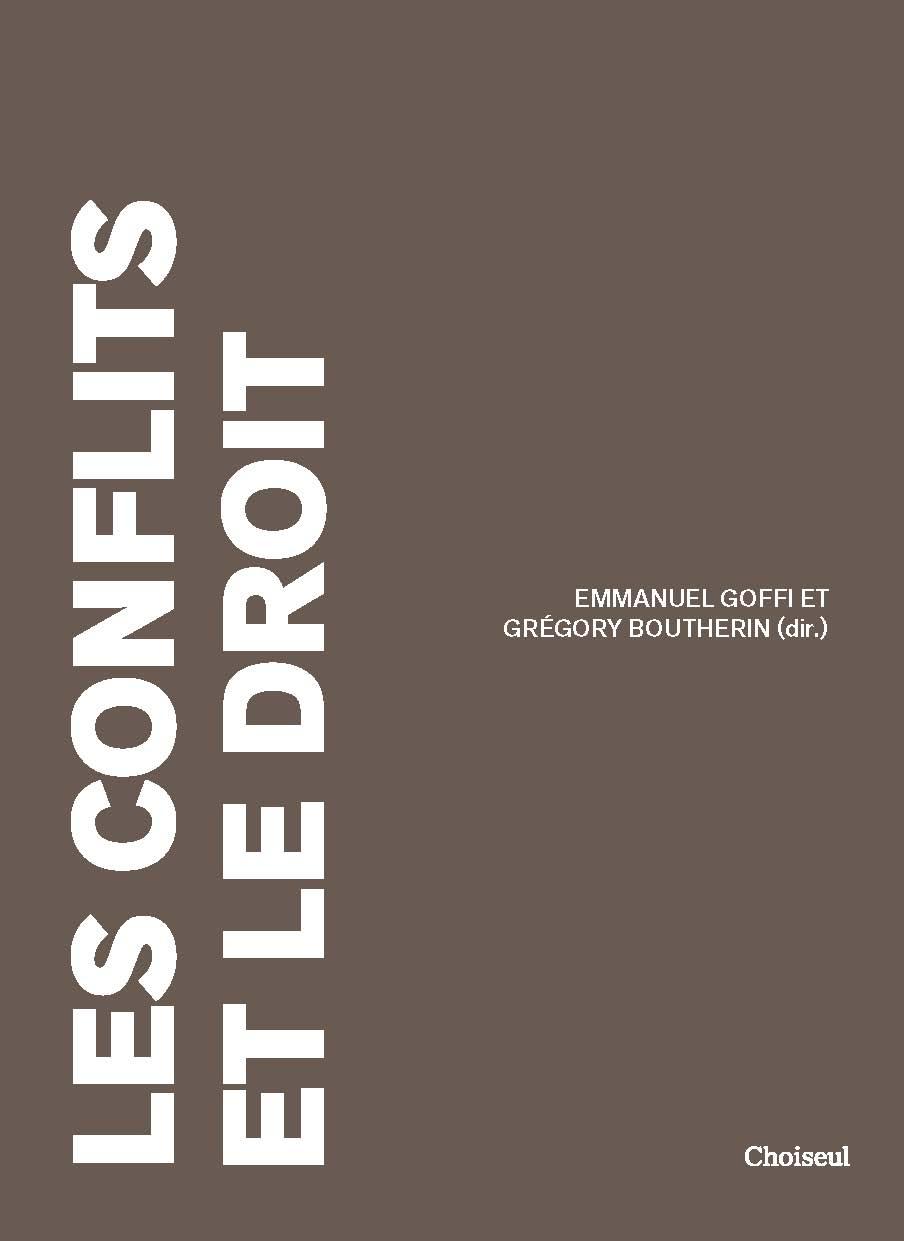 Les conflits et le droit