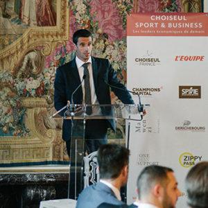 Dîner de lancement Choiseul Sport & Business