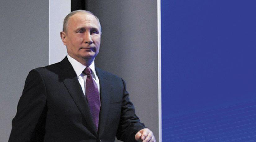 2017, année Poutine? – Le Nouvel Économiste