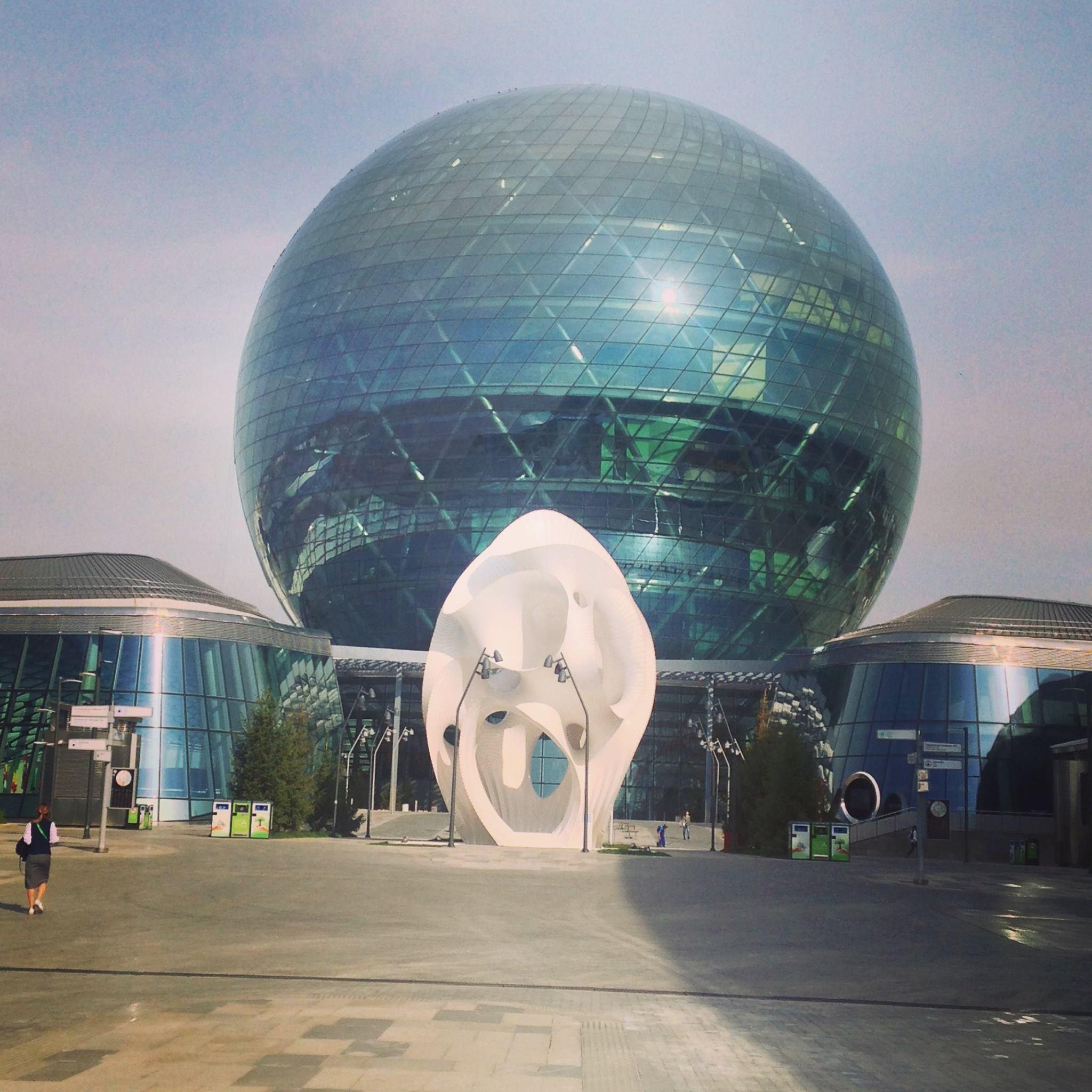 Au Kazakhstan, la France se met sur son 31 pour l'expo Astana 2017 – L'Opinion