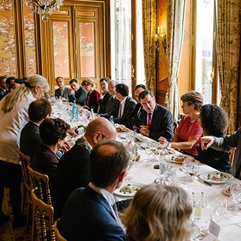 Rencontre avec Thomas Mesnier & Laura Letourneau