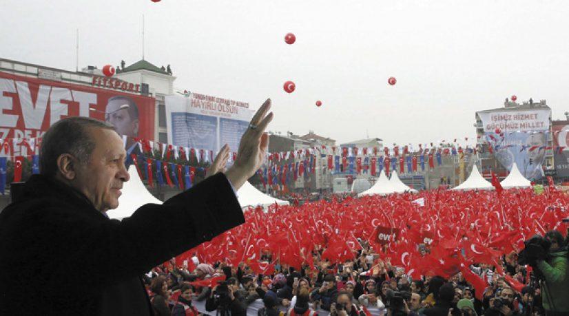 La Turquie, vers une démocratie islamiste – Le Nouvel Économiste