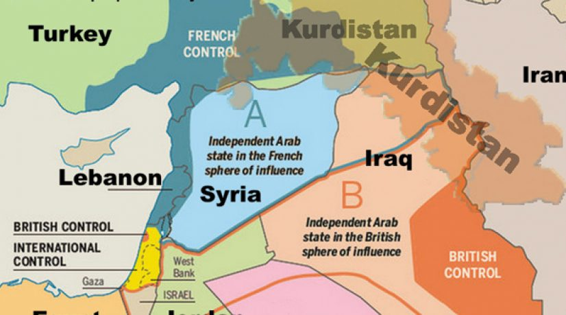 Les accords Sykes-Picot et les tragédies du Moyen-Orient – Le Nouvel Économiste