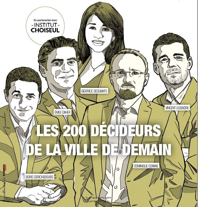 BUSINESS IMMO : Dossier Choiseul Ville de demain 2019
