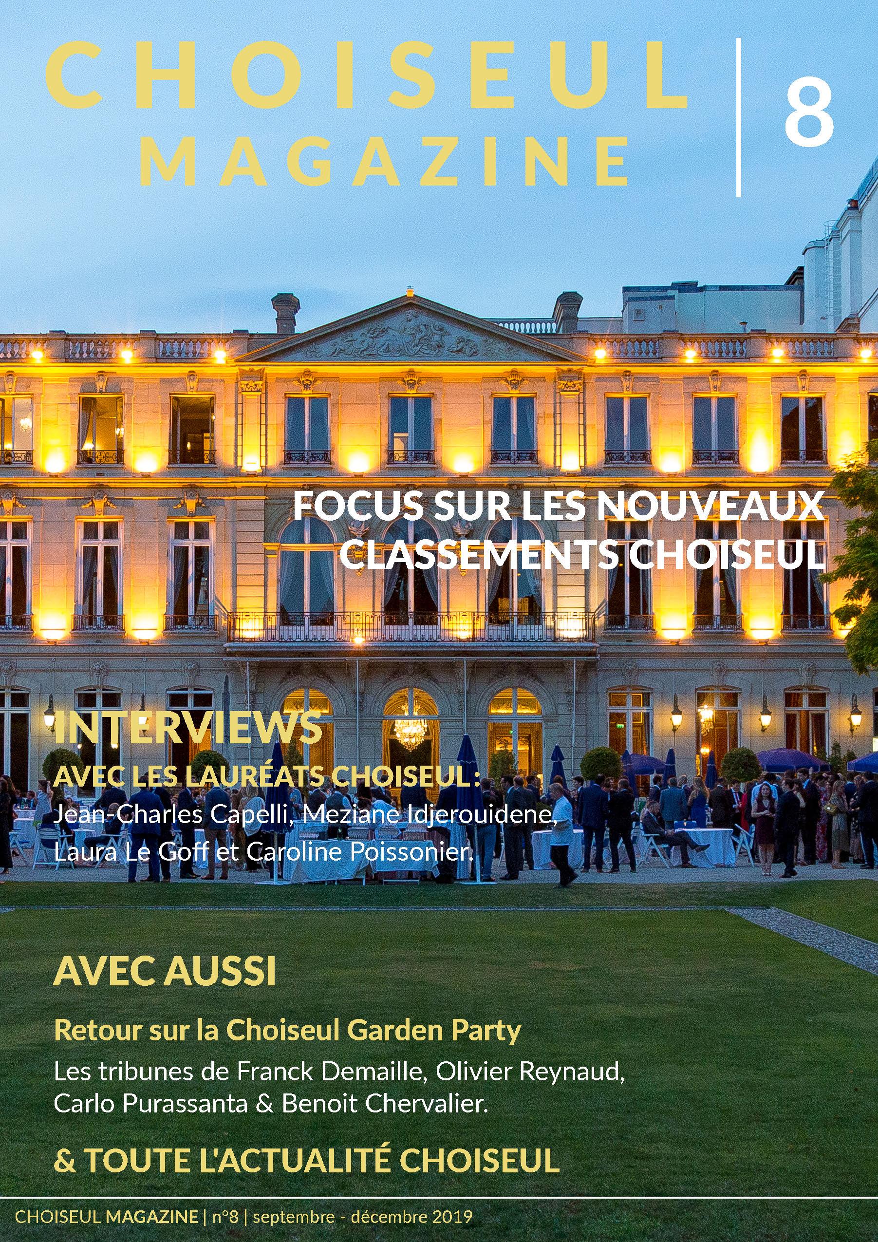 Choiseul Magazine n°8