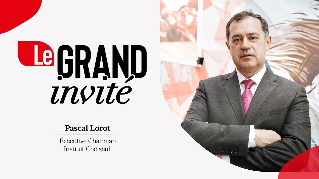 Vidéo : Pascal Lorot, «Le Grand invité» de Business Immo