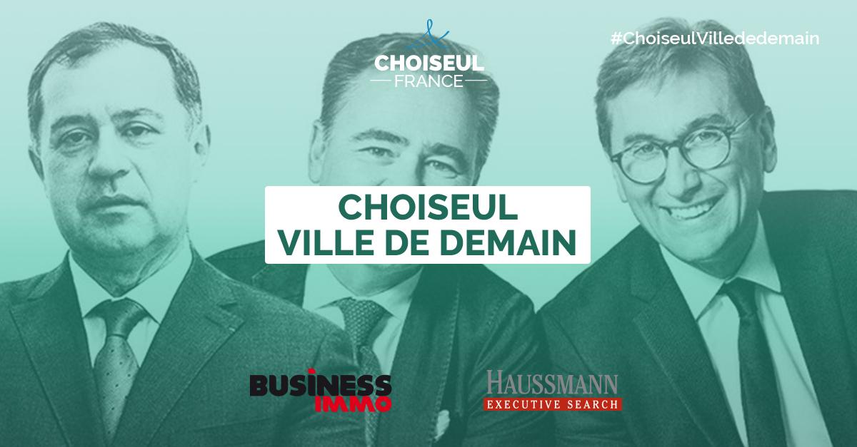 « Aucun des lauréats Choiseul n'a choisi l'immobilier par hasard » – Entretien Business Immo