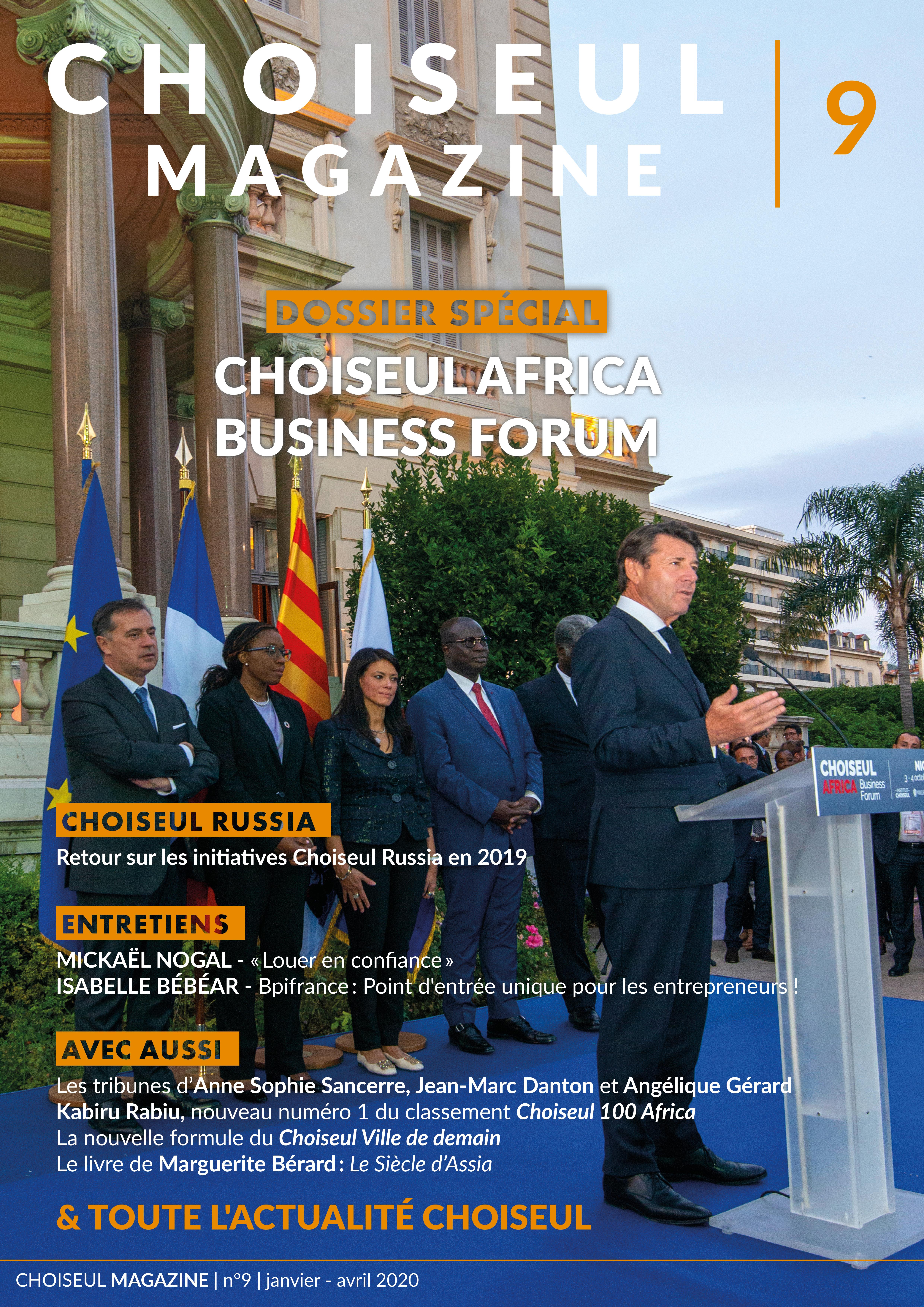 Choiseul Magazine n°9