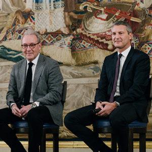 Dîner Sport & Business autour d'Olivier Létang & Christophe Chenut