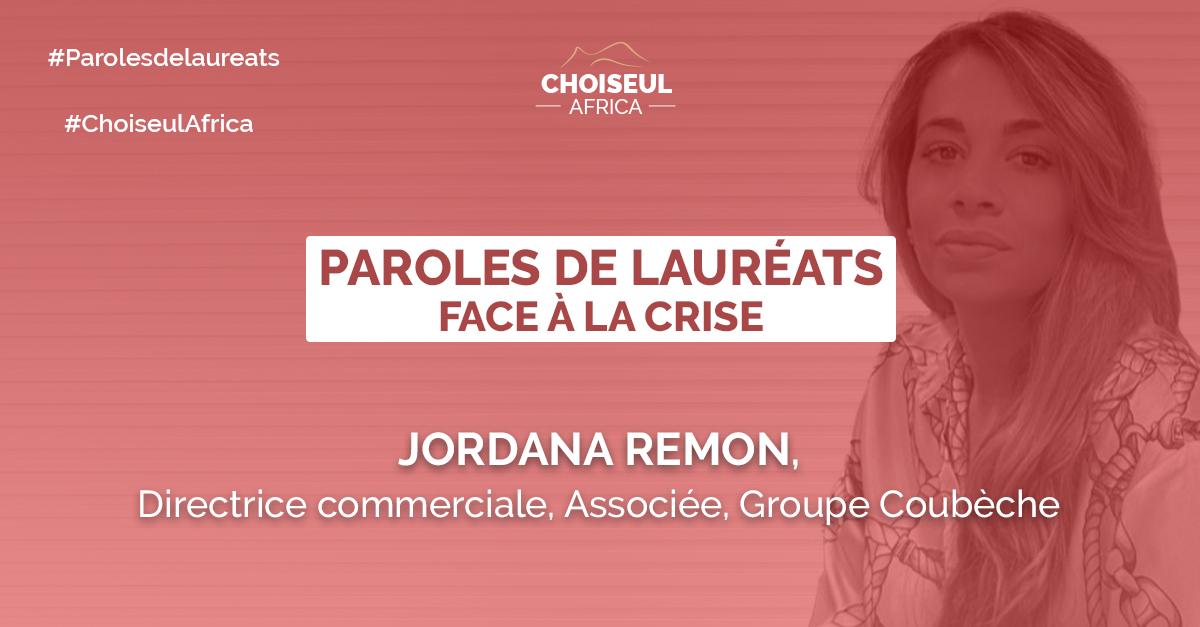 Paroles de Lauréats : Jordana Remon
