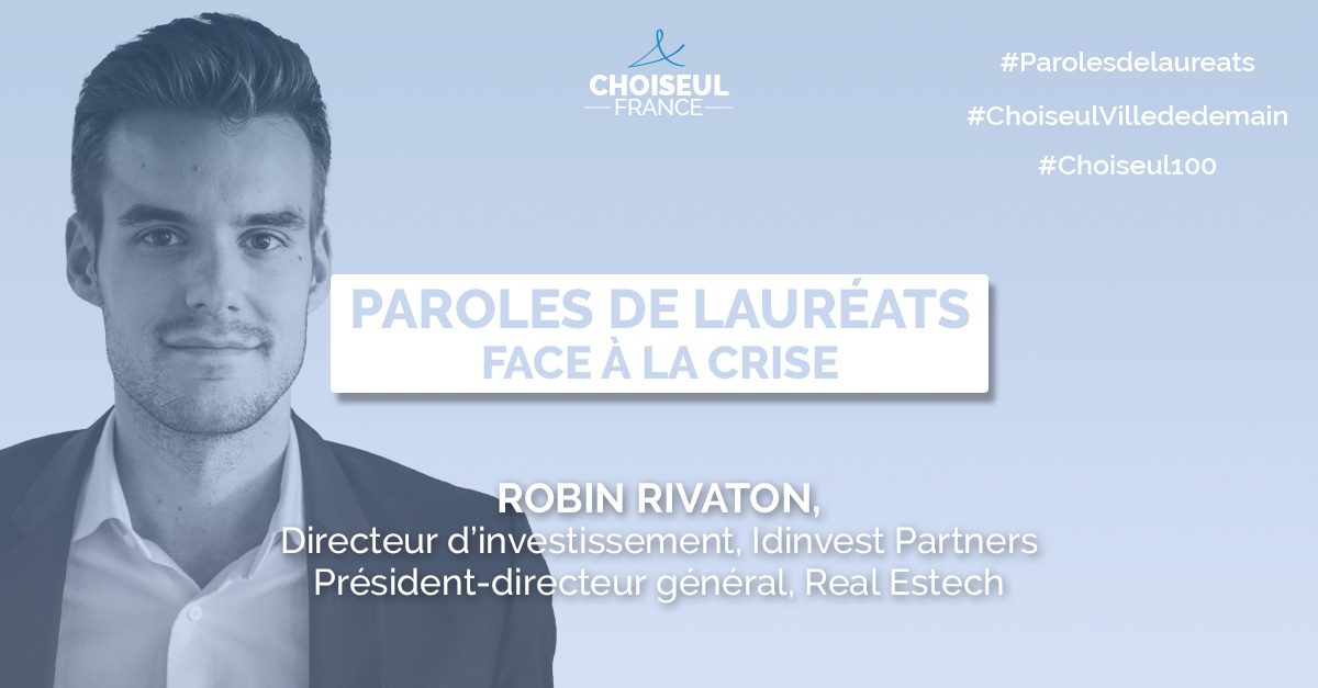 Paroles de Lauréats : Robin Rivaton