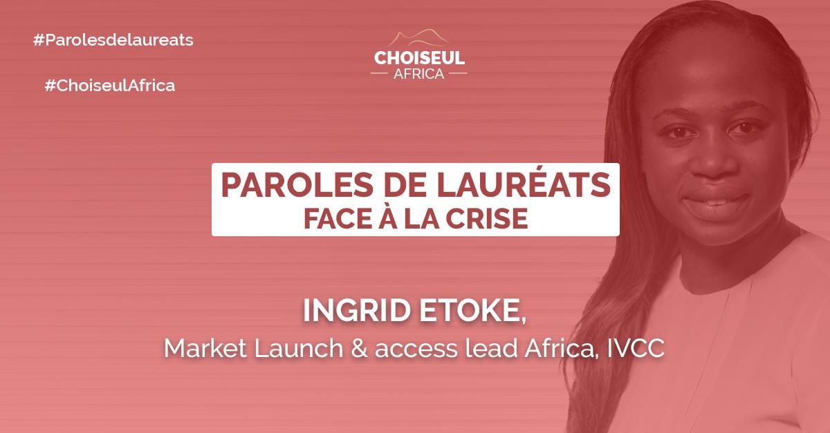 Paroles de Lauréats : Ingrid Etoke