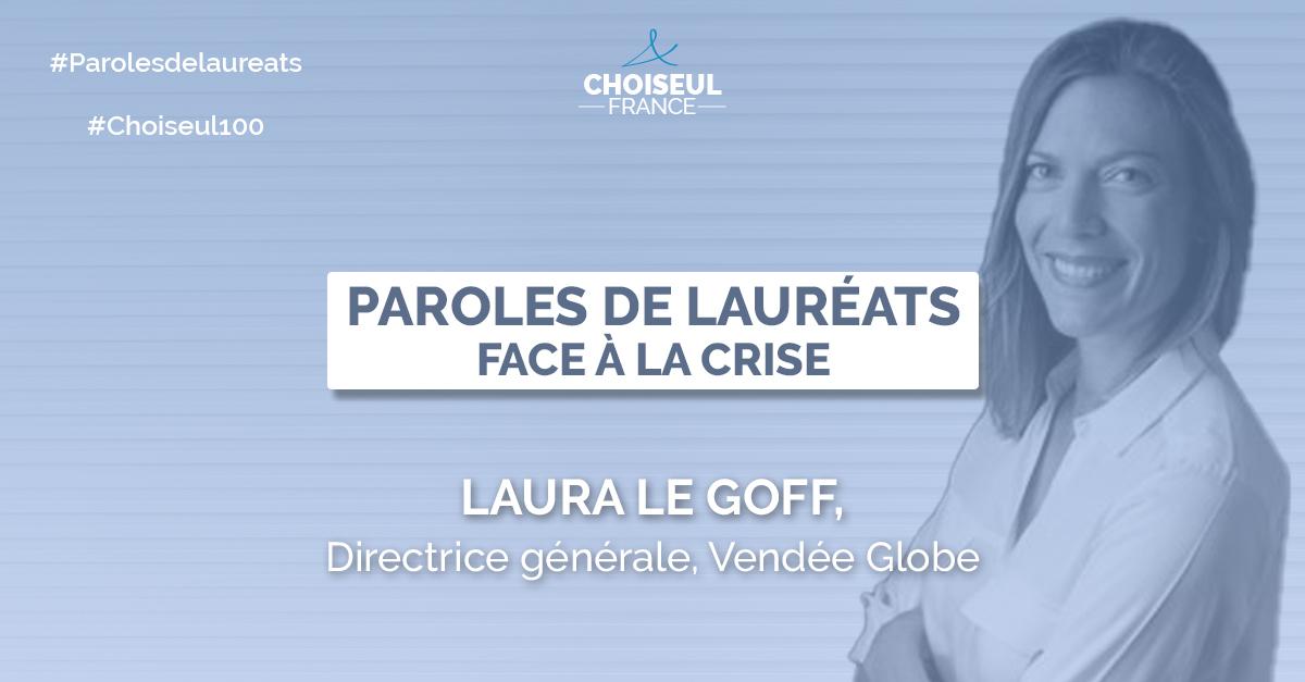 Paroles de Lauréats : Laura Le Goff