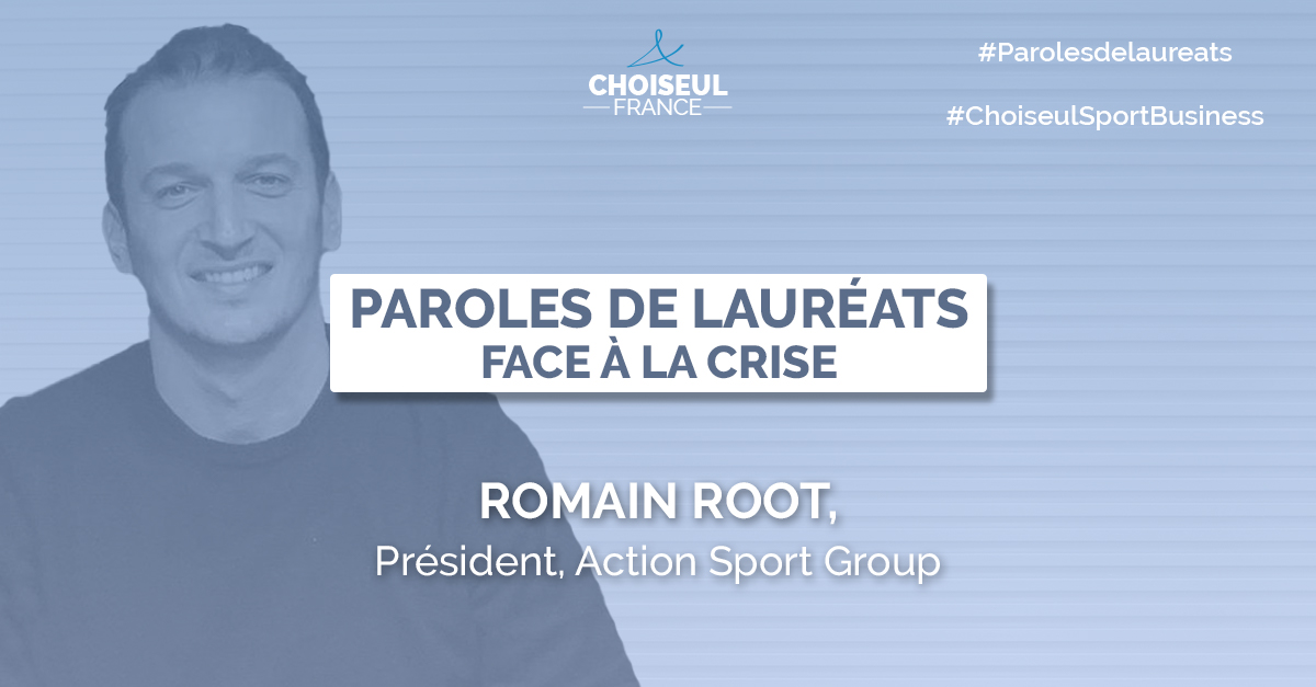 Paroles de Lauréats: Romain Root