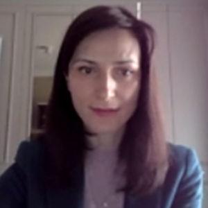 PFUE 2022 : échange avec Mariya Gabriel