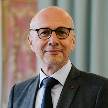 Rencontre avec Laurent Giovachini