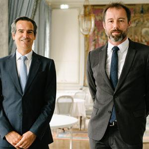 Rencontre avec Julien Groues et Yohann Benard