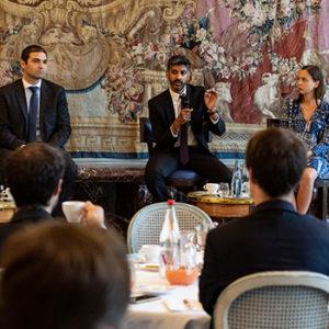 Lancement du Club Choiseul Sport & Business