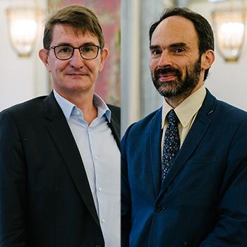 Rencontre avec Pierre Courduroux & Jean-Marc Callois